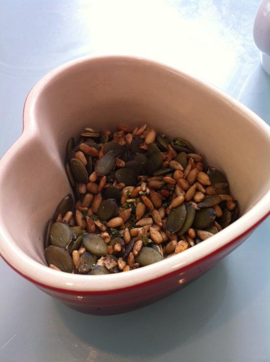 Tamari seeds