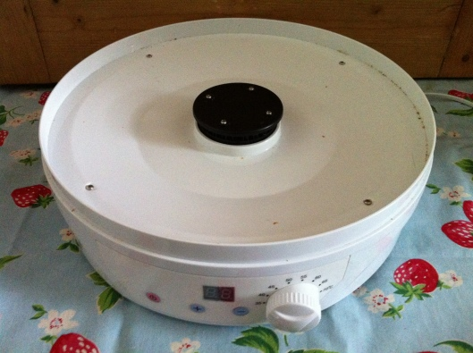 dehydrator-heater