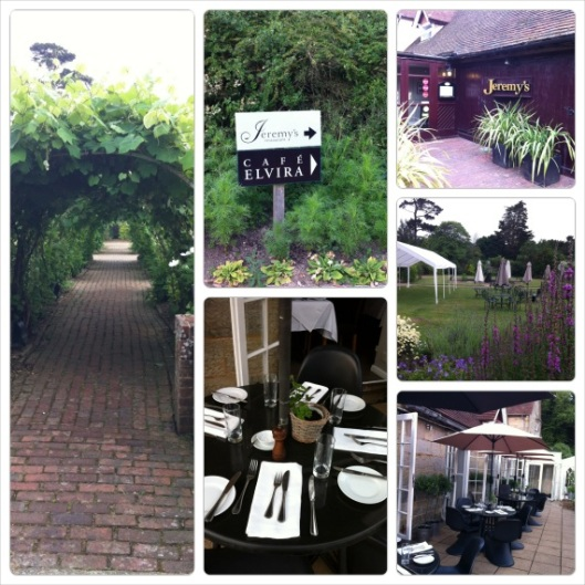 Jeremy's Restaurant near Haywards Heath